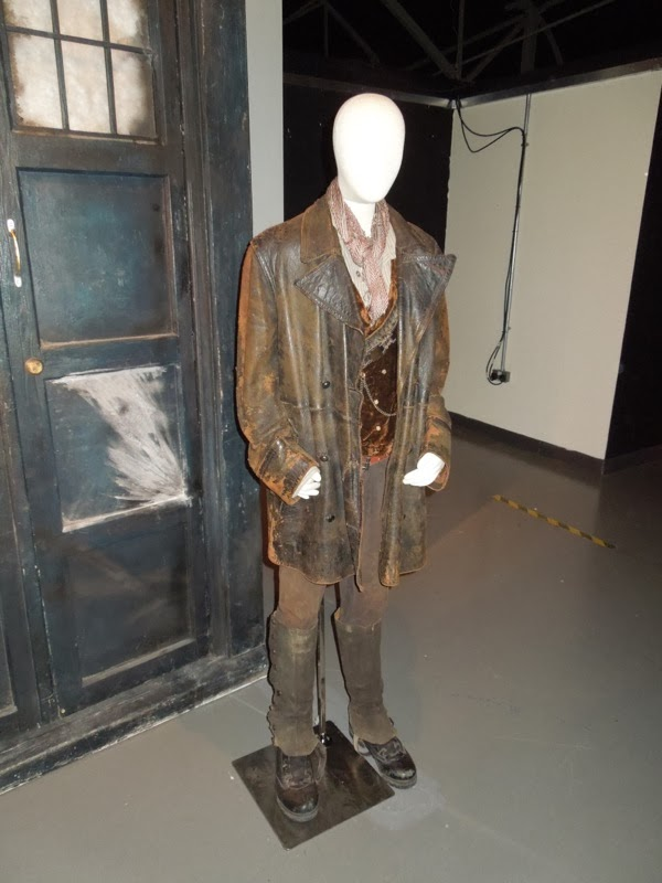 John Hurt Day of the Doctor Who costume