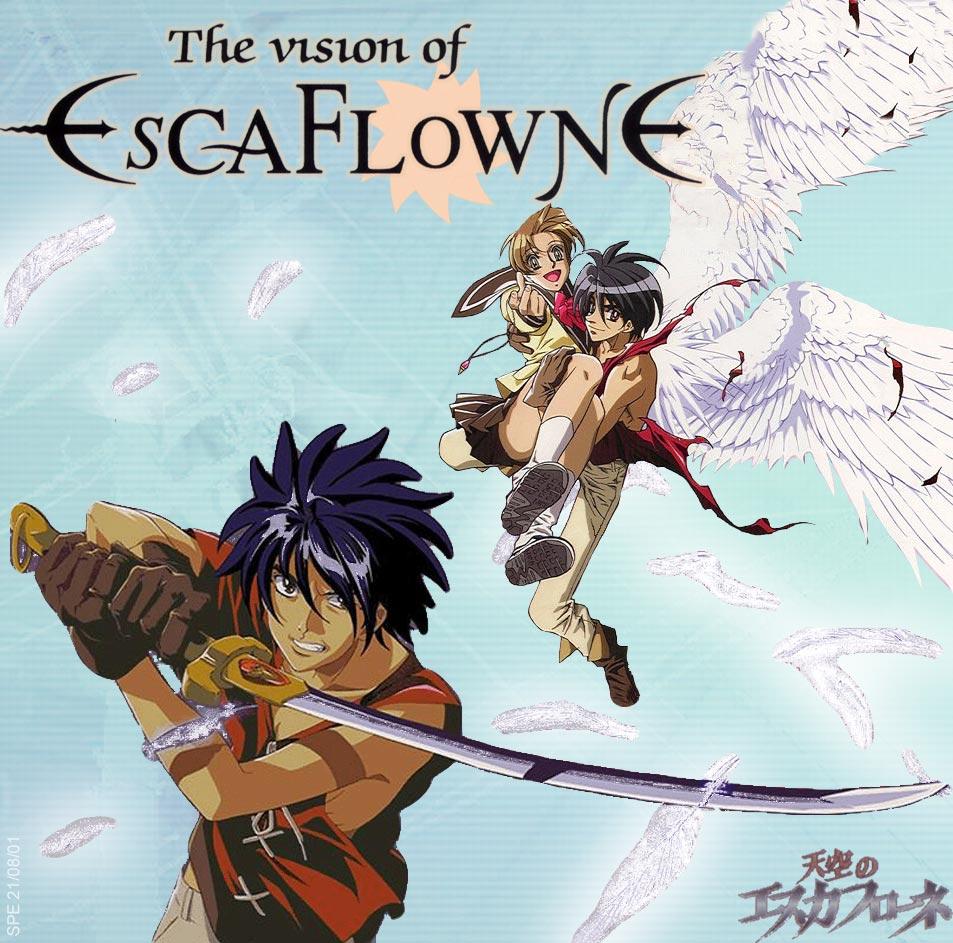 Visions Of Escaflowne