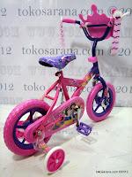 12 Inch Disney Princess Pavement Bike
