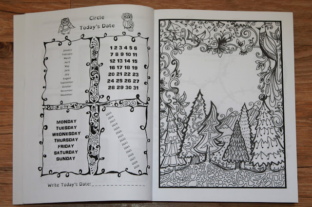 The Thinking Tree Winter Girls Journal