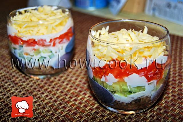 рецепт вкусного салата на каждый день