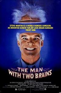 Poster de Un genio con dos cerebros
