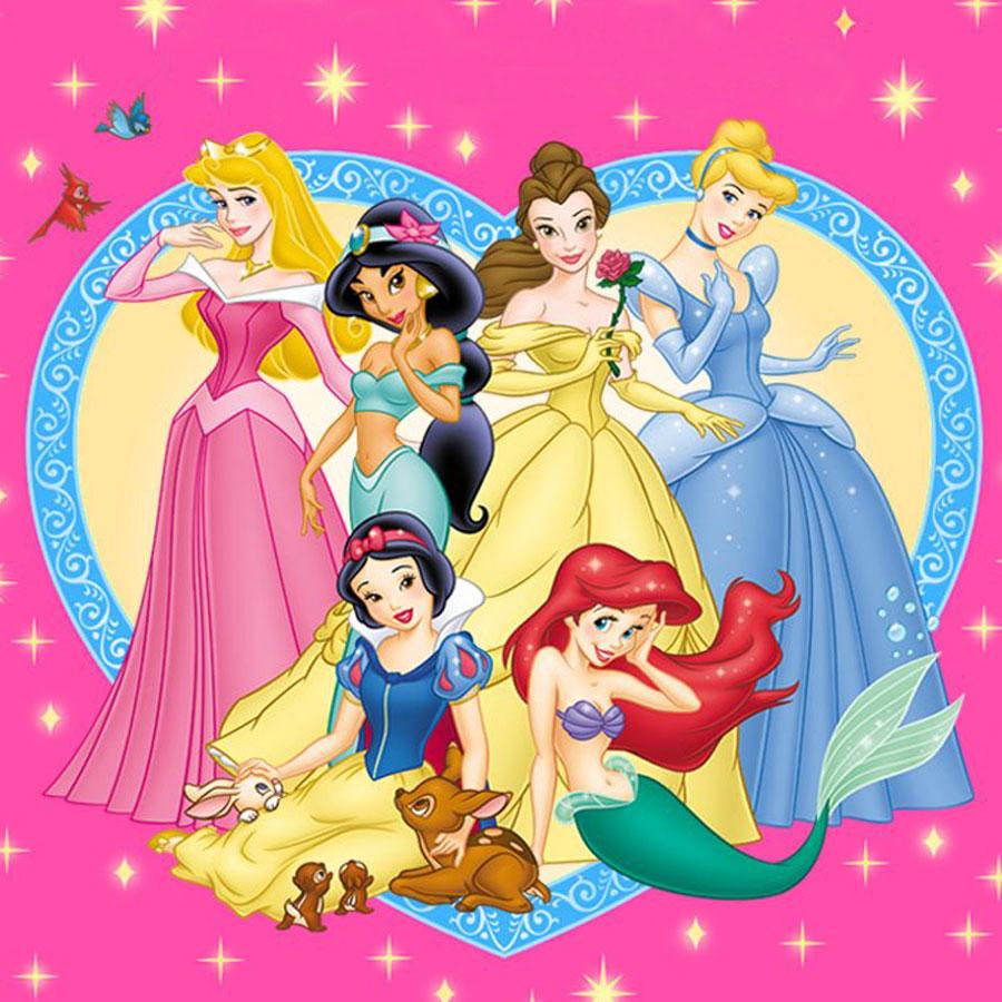 Imagenes De Dibujos Animados Princesas Disney