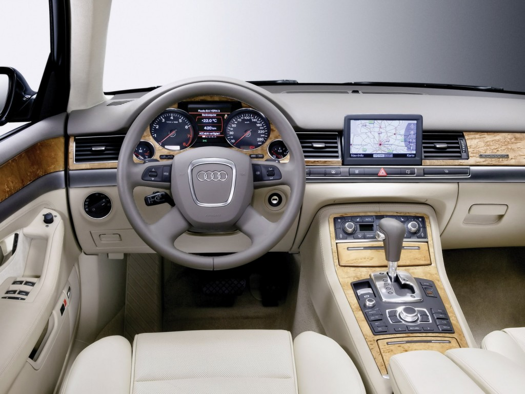 Staring Apocalypse Audi A8