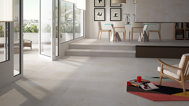 Tiles design images of Baffin series -Highest quality tiles with a concrete optic
