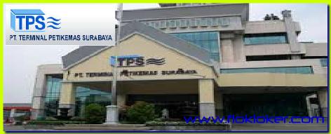 PT TERMINAL PETIKEMAS TPS SURABAYA INDONESIA