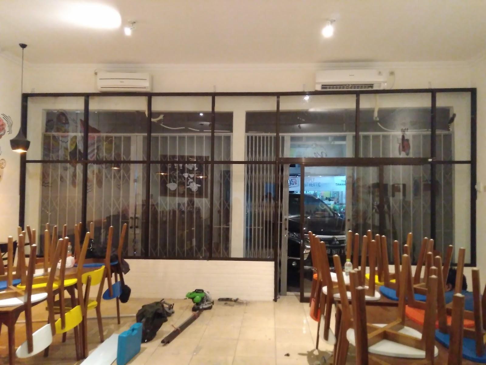 Pintu Sliding Aluminium Yogyakarta 085800614892 - RAJA ...