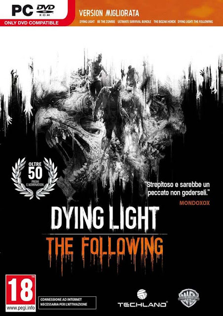 Dying Light The Following Download Cover Free Game