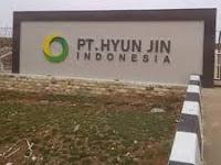 Info Lowongan Kerja di PT HYUN JIN INDONESIA Karawang