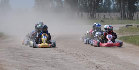 Se disputó la 9na fecha del Karting Regional en Lobería