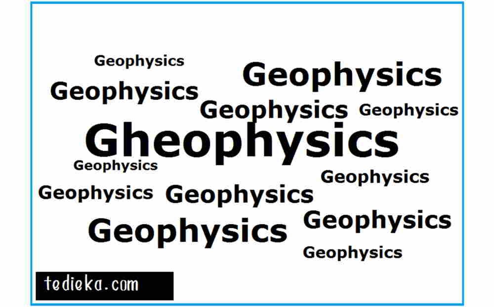 Jurusan Geofisika