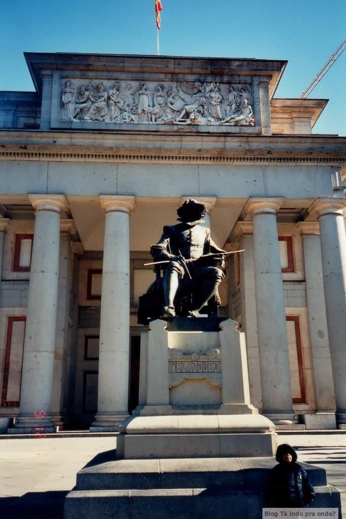 Madri - atrações clássicas e muito além do básico - Museu del Prado