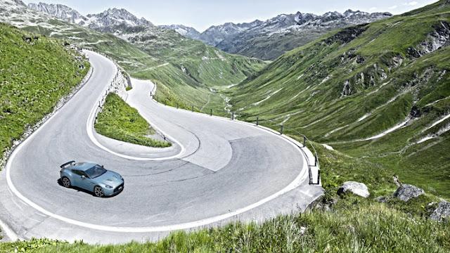 Furka Pass, Swiss