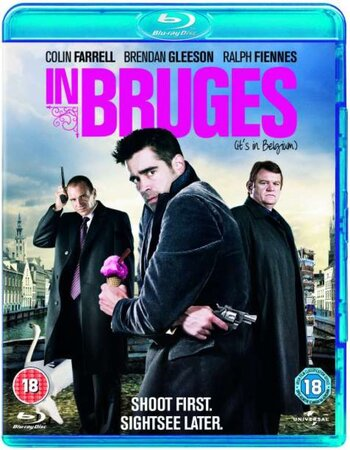 In Bruges (2008) Dual Audio Hindi 720p BluRay x264 1GB ESubs Movie Download