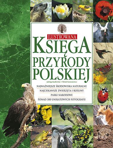 ilustrowana księga przyrody polskiej