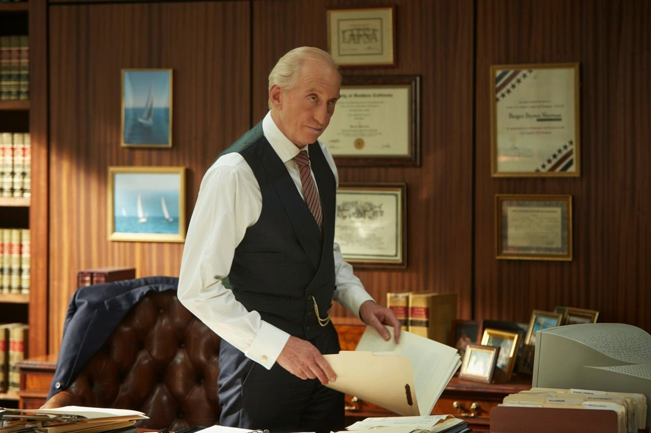 woman in gold charles dance