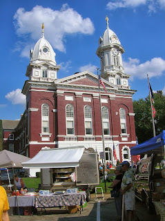 franklin applefest courthouse