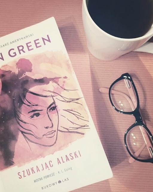 """""""Szukając Alaski"""" - John Green (recenzja książki)"""