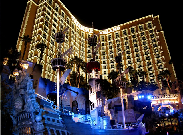 The Sirens em Las Vegas