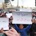 Сирийцы скандируют : Путин ты убийца детей ВИДЕО
