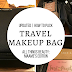 What is in my Travel Makeup Bag | Updated
