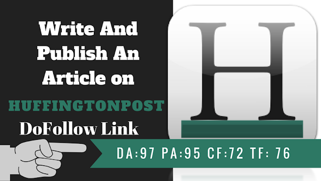 Is Buying A Link From Huffington Post Worthy?