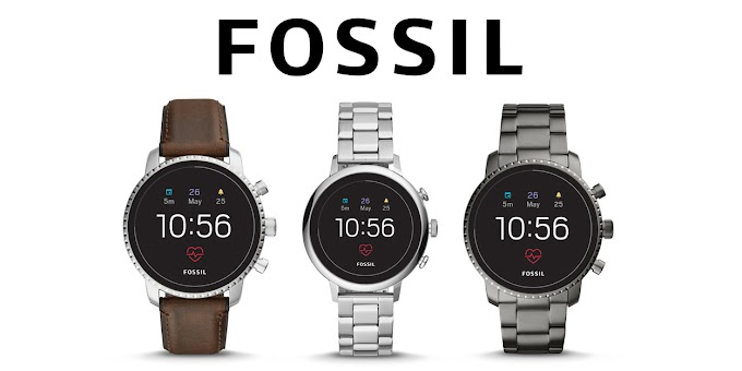 Fossil offers 25% off everything and Gen 4 smartwatches for $199