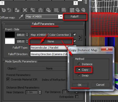 """3ds max: Creating a """"Velvet/Suede"""" finish with Vray or mental ray"""
