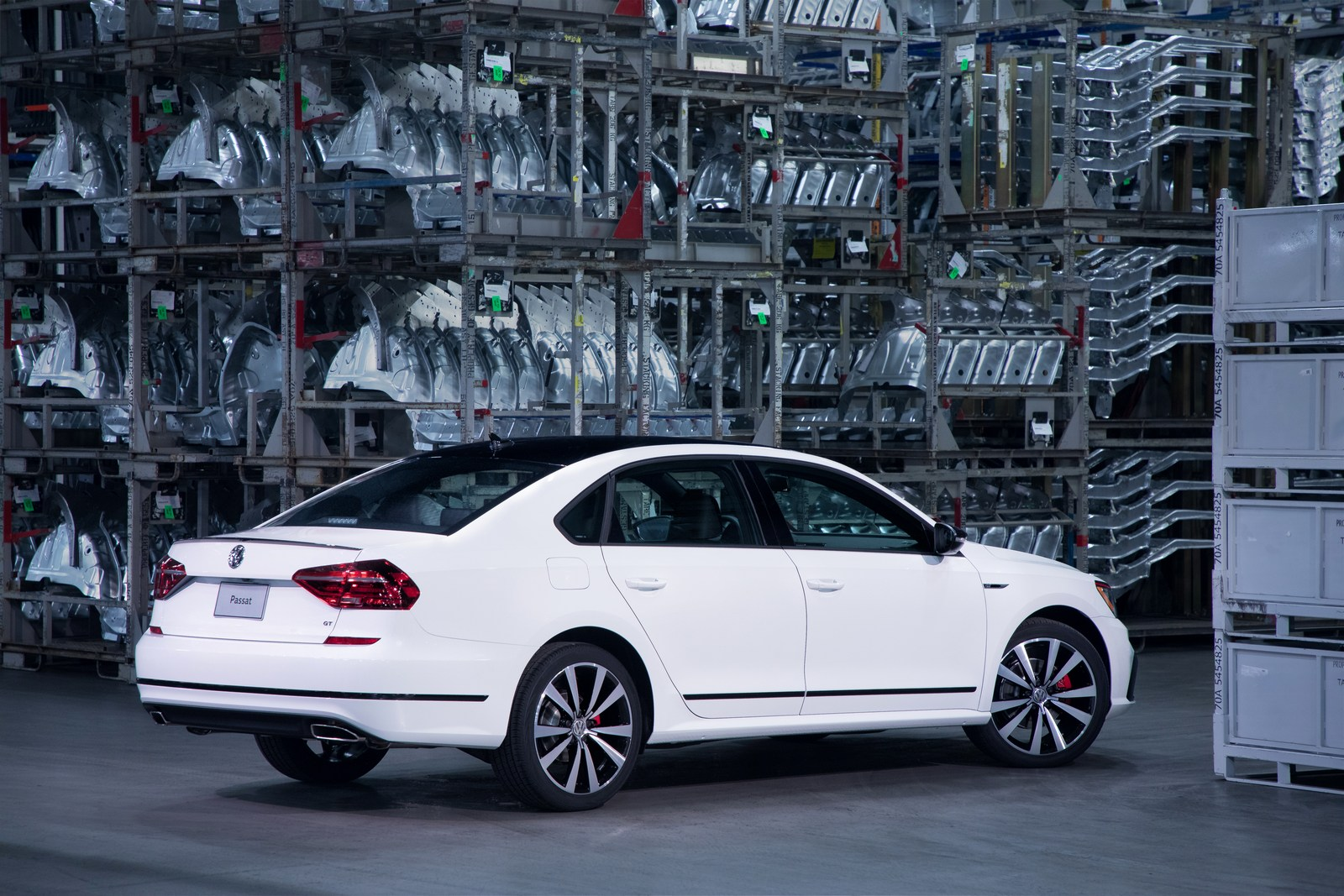 2018 VW Passat GT Combines Sportier Styling With 280HP V6 For Under $30k