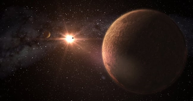 researchers discover a system with three earth sized planets