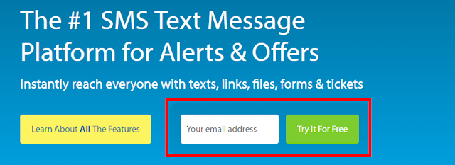 send sms with php