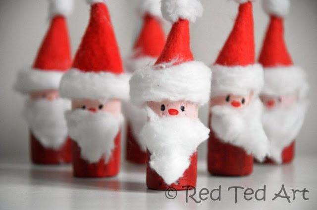inspiradas no Natal