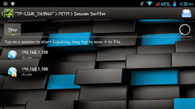 How To Use Session Hijacker