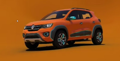 Renault Kwid Climber cosmetic updates