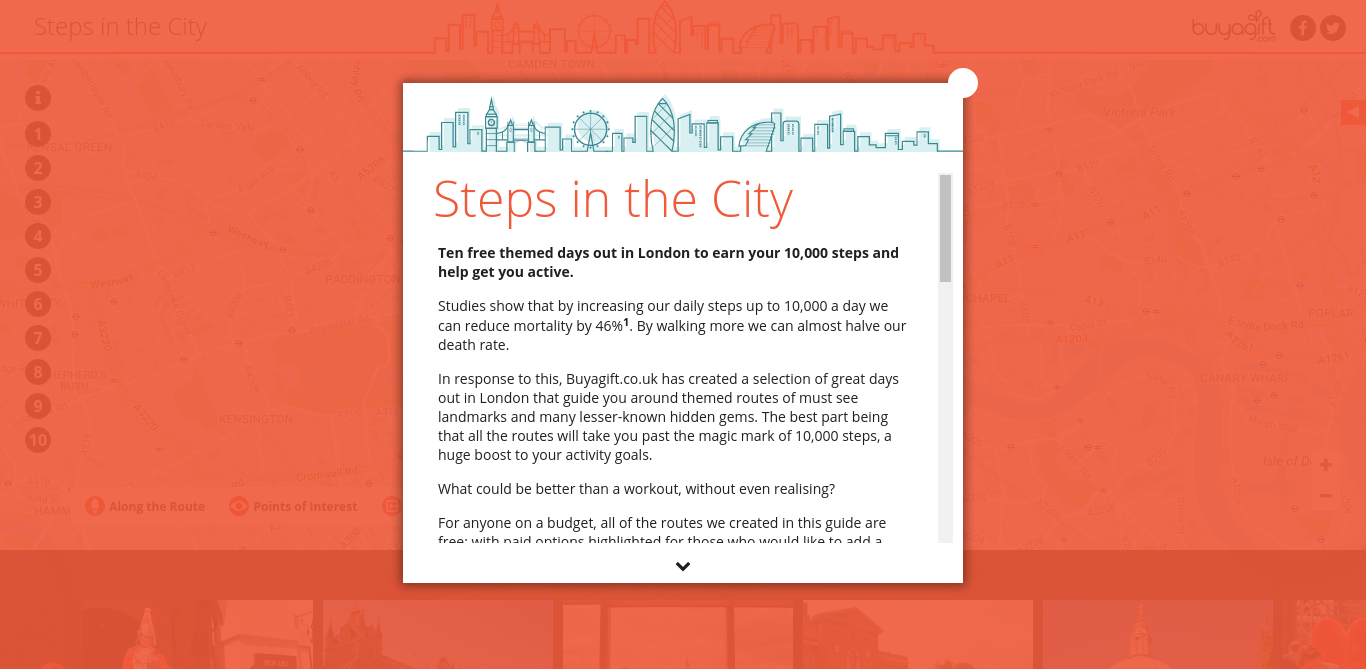 , Steps in the City- Ten Free Themed Days Out in London  To Help You Achieve #10000steps