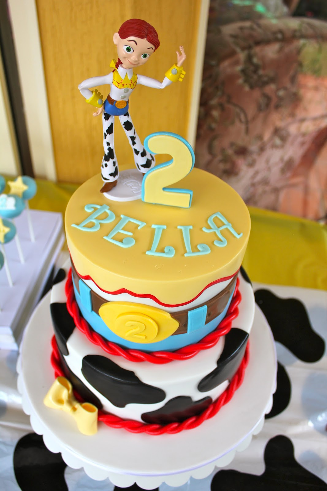 Pasteles Jessy Toy Story Cakes And Cake