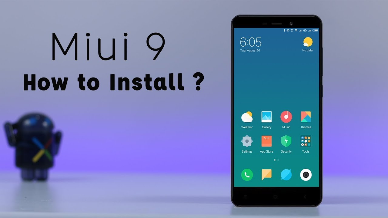 namun banyak Juga para pengguna Redmi note  Cara Update MIUI 9 Developer ROM Xiaomi Redmi Note 4 MTK (MediaTek)