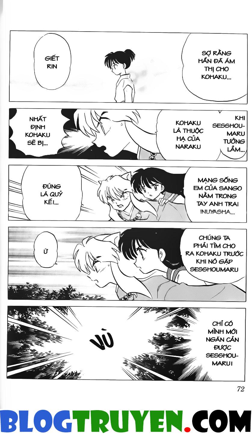 Inuyasha vol 23.4 trang 15