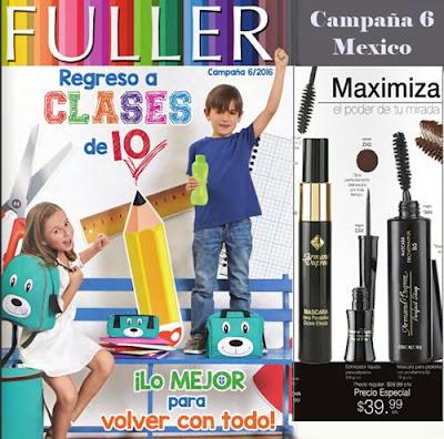 catalogo fuller campaña 6 2016