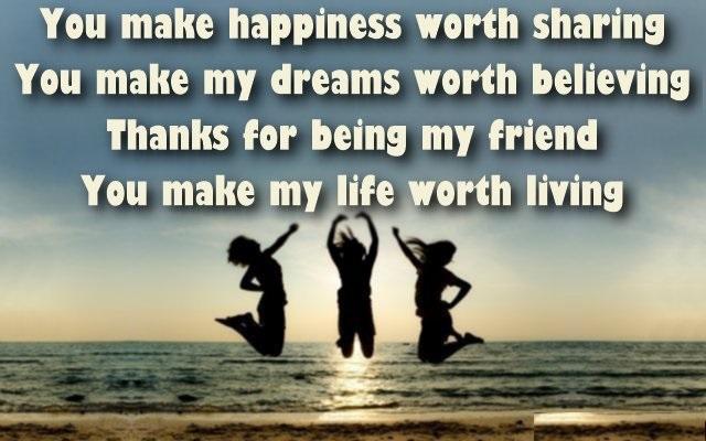 Life Happiness Friendship Www Picswe Com
