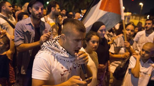 Israelíes publican miles de comentarios racistas contra árabes 