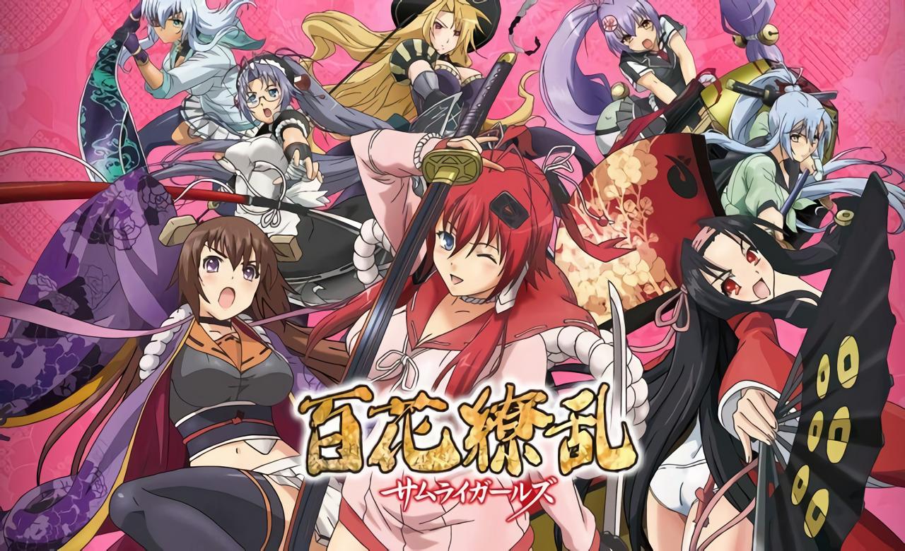 Hyakka Ryouran Samurai Girls S1 BD Batch Subtitle Indonesia
