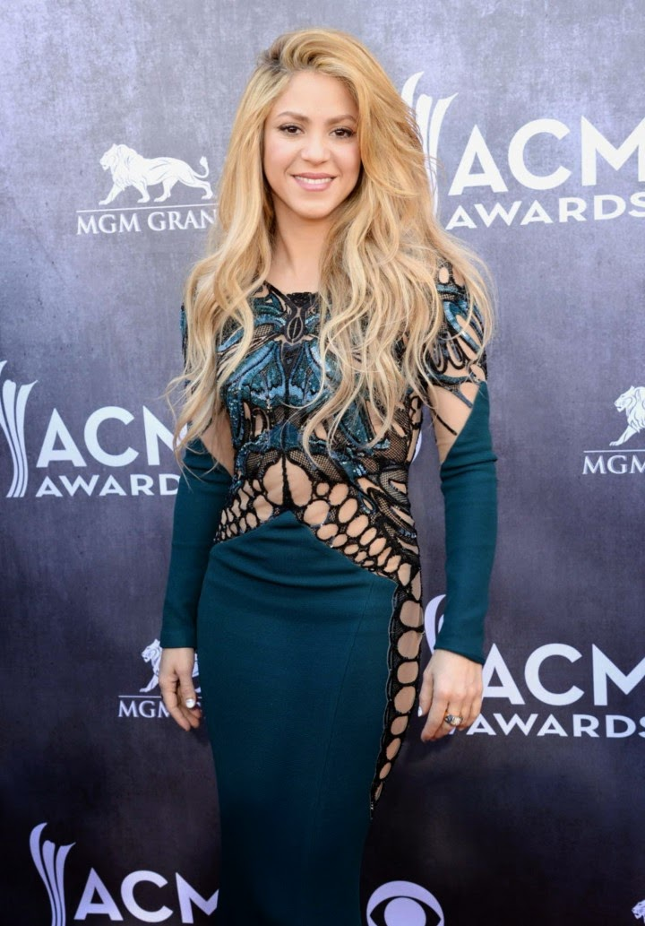 Image result for shakira in vintage dresses