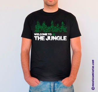 http://www.nosolocamisetas.com/camiseta-welcome-to-the-jungle