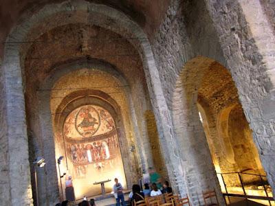 Iglesia de la Colegiata de Santa Maria de Mur