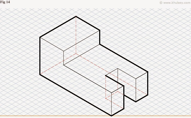 Nottingham Technology II: Isometric sketching