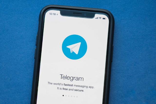 تطبيق Telegram  لنظام iOS مبني على Swift