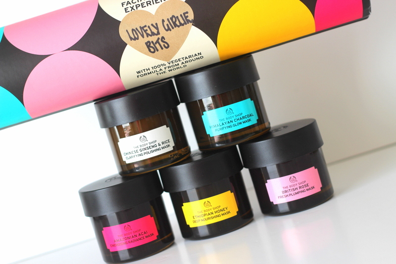 The Body Shop Superfood Face Masks Review Lovely Girlie Bits