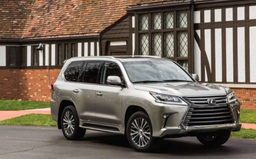 Lexus LX 570 2018 Specs, Redesign, Change, Rumors, Price, Release Date