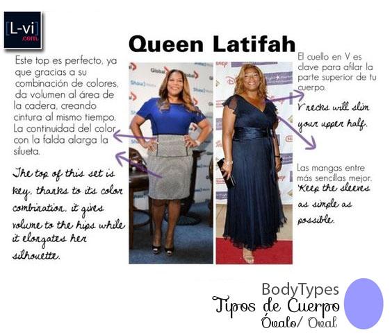 [Oval] Queen Latifah styling.  L-vi.com